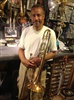 """After bringing in my jazz horn and taking into account the  