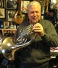 """During the past 40 years I can count on one hand the number of professional brass repair technicians I've entrusted my own horns to: 1 in NYC, 1 in New Mexico (formerly in L.A.), 1 in Virginia and, 1 in Boston. And then, there's Long Island's very own, Buddy Merriam. Don't forget to add Buddy Merriam to your list! Buddy embodies everything you look for in a professional repair technician: years of experience, master skills, meticulous attention to detail, fair prices and, above all else: he's one heck of a nice guy! P.S. He's an incredibly awesome mandolin player, too! Buddy is just amazing!""